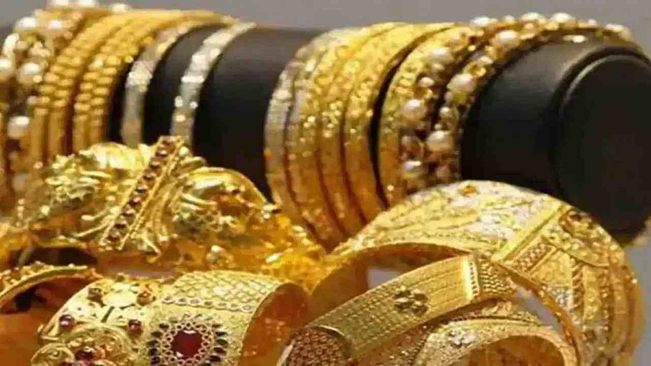 Gold Silver price today's Gold rates