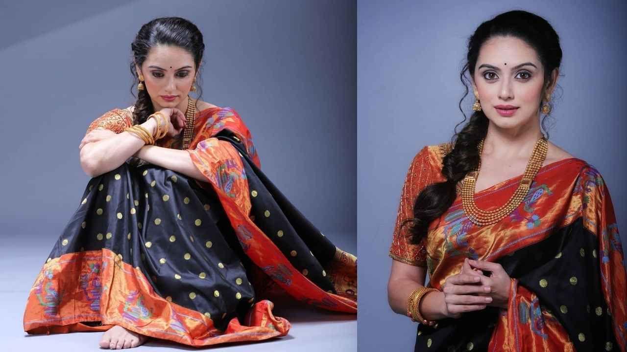 मराठी मनोरंजन विश्वाची लाडकी 'राधा' अर्थात अभिनेत्री श्रुती मराठे (Actress Shruti Marathe) ही मनोरंजन विश्वाबरोबरच सोशल मीडियावरही प्रचंड सक्रिय असते.