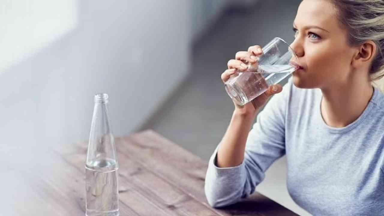 पाणी पिणे हे आपल्या अत्यंत फायदेशीर आहे. रोज सकाळी झोपेतून उठल्यावर उपाशीपोटी पाणी प्यावं. यामुळे शरीरातील सर्व विषारी पदार्थ सहजपणे बाहेर पडतात. त्यामुळे शरीरातील रक्तही शुद्ध होते.