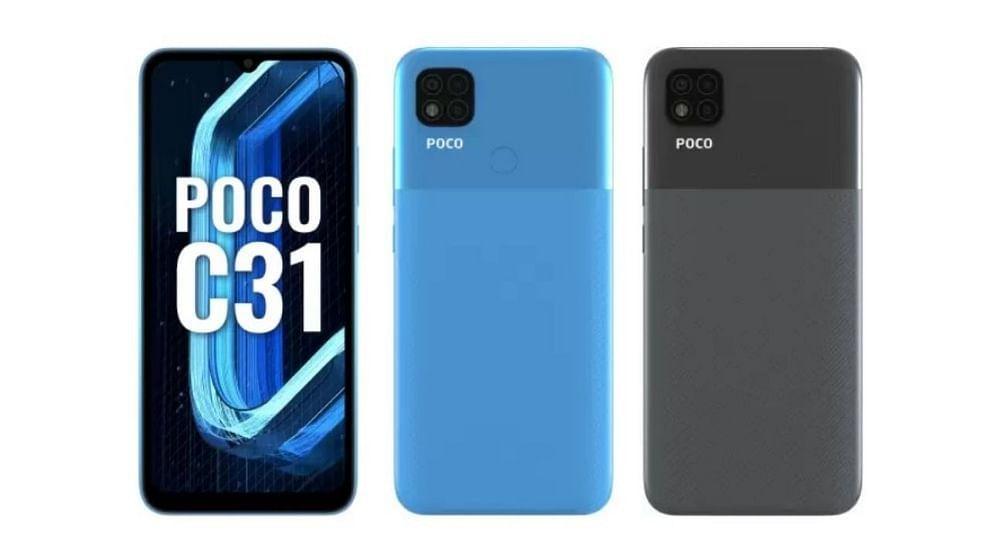 Poco launches 8000mAh battery with 8000mAh battery, triple camera