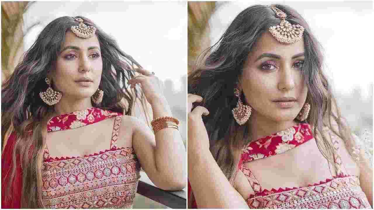 हिना खान बॉलिवूडच्या प्रतिभावान आणि सुंदर अभिनेत्रींपैकी एक आहे. ती सोशल मीडियावर खूप सक्रिय असते. हिनाचा वाढदिवस 2 ऑक्टोबरला आहे आणि वाढदिवसाच्या आधी अभिनेत्रीने तिचे काही सुंदर फोटो शेअर केले आहेत.