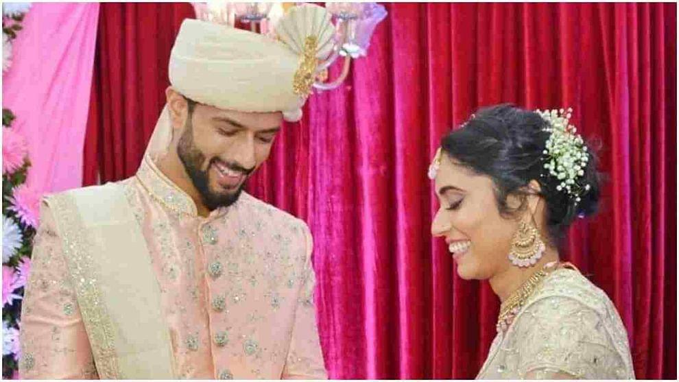 16 जुलै 2021 रोजी शिवम दुबे याने मुंबईत अंजुम खान हिच्याशी विवाह केला. लग्नानंतर काल तो पहिल्यांदाच आयपीएलच्या मैदानात उतरला होता.