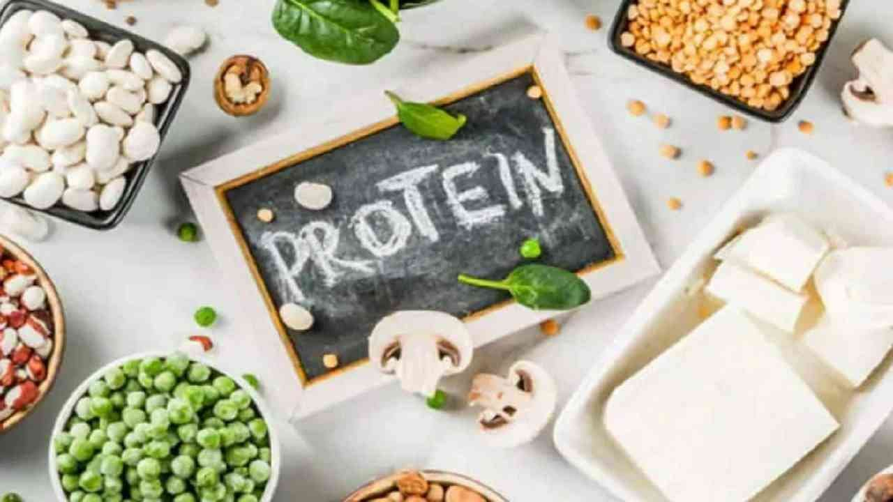 आहारात पुरेशा प्रमाणात प्रथिने घेतल्याने लालसा नियंत्रित करता येते. कर्बोदकांपेक्षा प्रथिने पचायला जास्त वेळ घेतात.