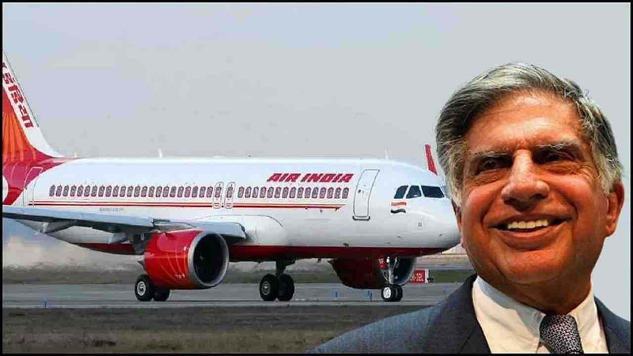 Tata can take 15 thousand crore loan to buy air india from SBI led group of banks