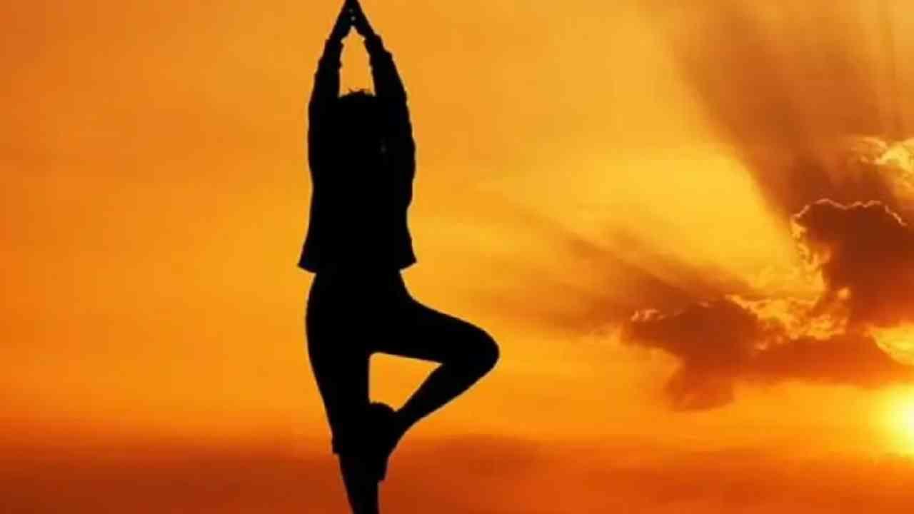 सूर्यनमस्कार: सूर्यनमस्कार हा स्वतः एक संपूर्ण व्यायाम मानला जातो. जर तुमच्याकडे जास्त वेळ नसेल तर तुम्ही सूर्यनमस्कार करून तुमचे शरीर फिट करू शकता. यात 12 स्टेप्स  असतात. ज्यामुळे संपूर्ण शरीराला व्यायाम मिळतो. दररोज 15-30 मिनिटे सूर्यनमस्कार केल्याने महिलांच्या सर्व शारीरिक आणि मानसिक समस्या दूर होऊ शकतात.