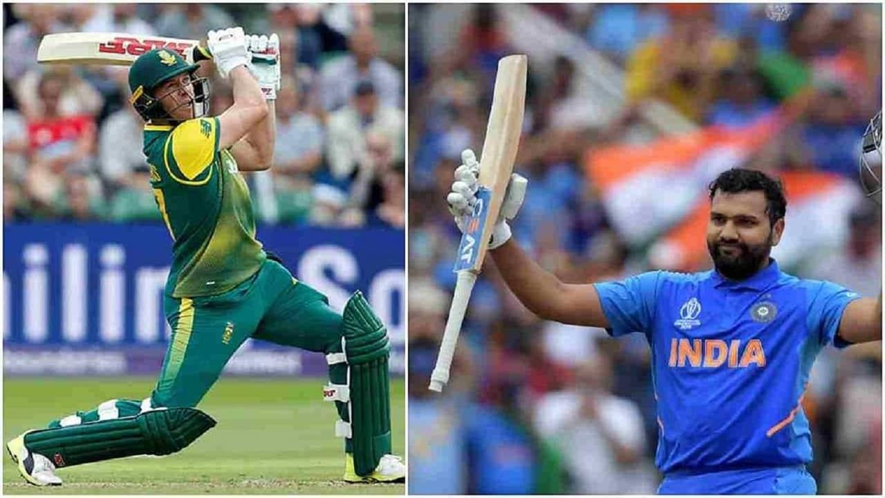 या सर्वांसह T20 वर्ल्ड कपमध्ये सर्वाधिक धावा करणाऱ्यांमध्ये पाच आणि सहा स्थानी एबी डिविलियर्स आणि रोहित शर्मा हे आहेत. एबीने  30 सामन्यांत 717 धावा केल्या असून शर्माने 28 सामन्यांत 673 धावा केल्या आहेत.