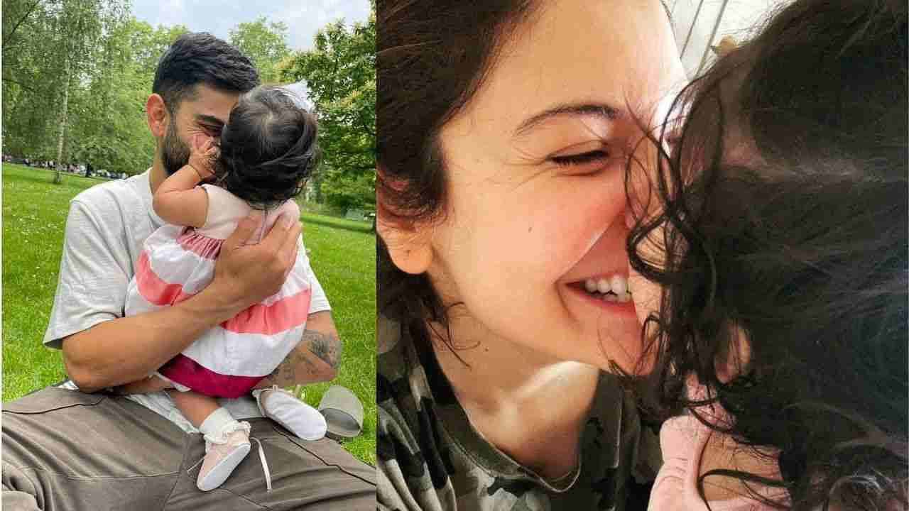 Anushka said that Virat has decided to keep the baby away from social media.  We thought a lot about it.  We don't want to show people when our baby is growing.  We don't want to get our kids involved in social media.  The children will decide.