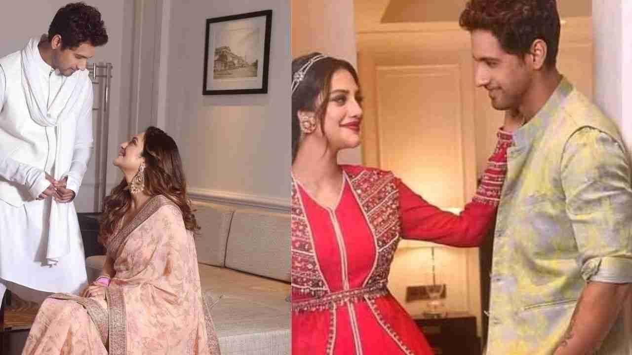 आता नुसरत आणि यश यांचे हे फोटो सांगत आहेत की दोघांनी लग्न केलं आहे. मात्र, त्यांनी त्यांच्या लग्नाबाबत कोणतीही माहिती दिलेली नाही.