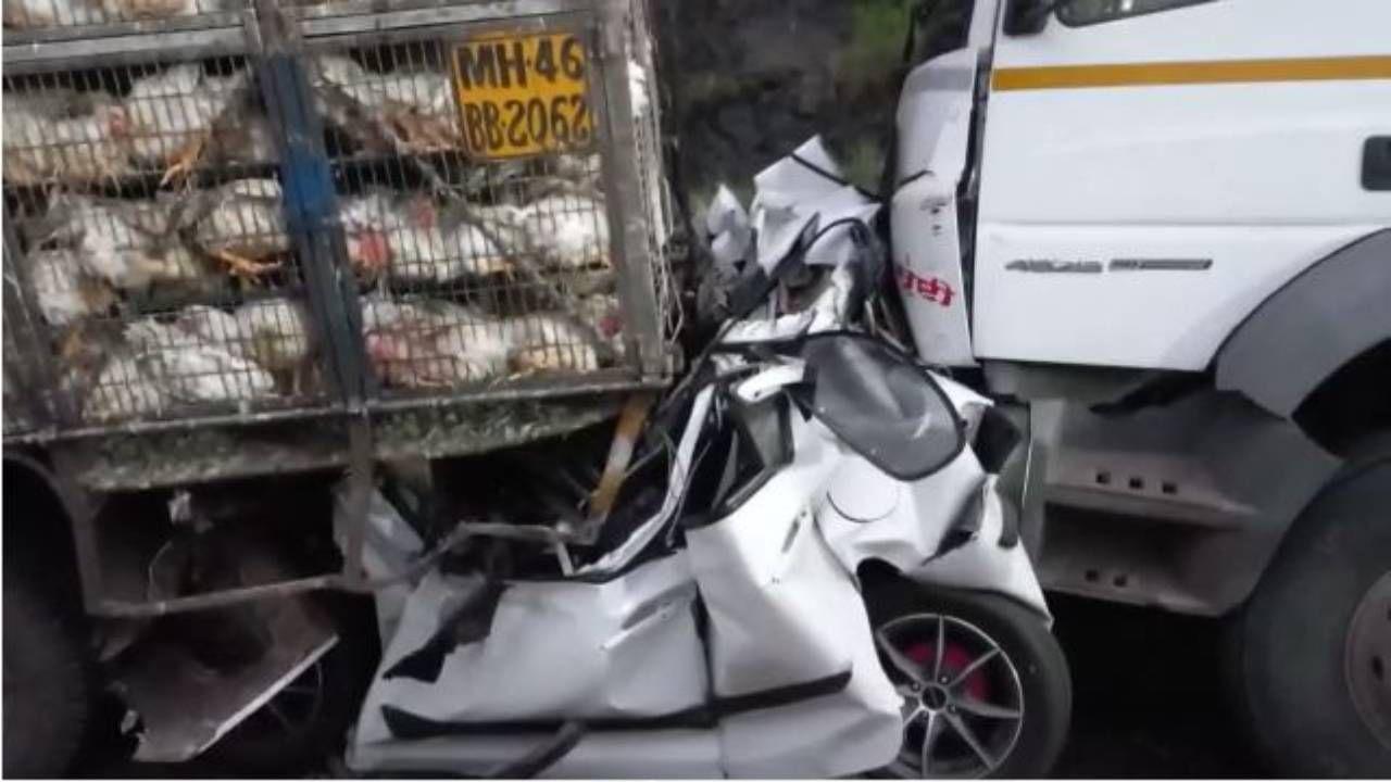 Mumbai-Pune Express way Accident