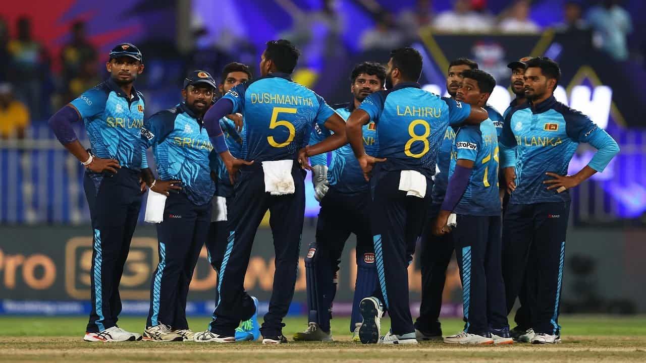 Sri lanka team1