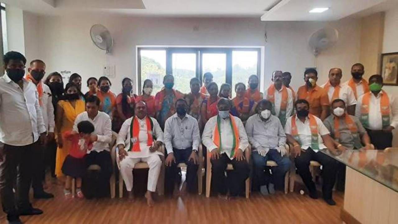 Matheran BJP Corporators