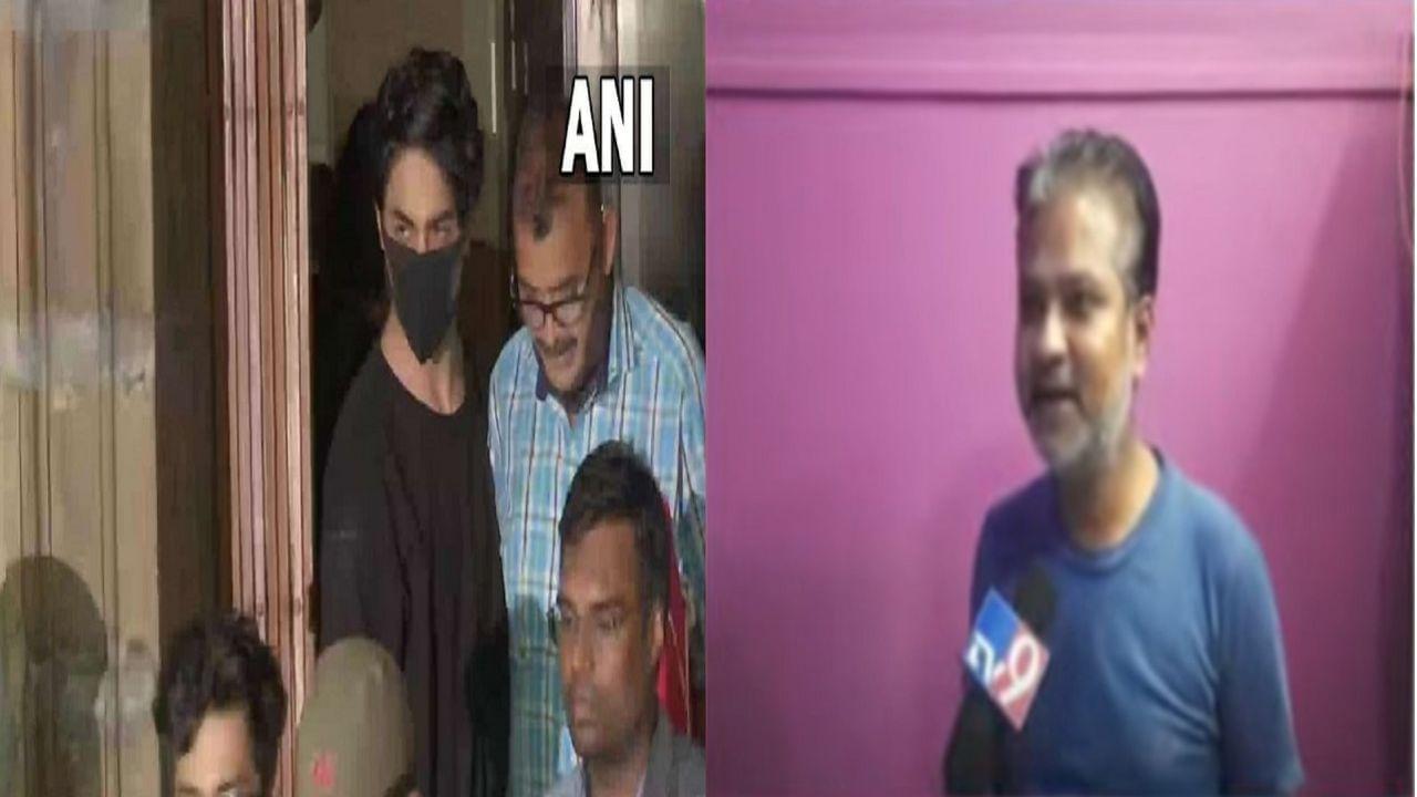 Hacker Manish Bhangale entry in Aryan Khan case